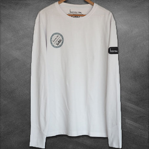 bona'me Sweatshirt WHITE