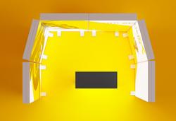 Pixlip Go-3-x-2-m-Reihenstand