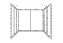 X-Module Hausmessestand