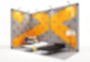 KOHLSCHEIN | MESSE MIT SYSTEM - X-Module Partner Deutschland - X-Module Messetraverse und Truss System X-15 für kleine und größere Messestände. Auf- und Abbau ohne Werkzeug. Textilgrafik schön und großflächig. In Düsseldorf, Neuss, Willch, Kaarst, Meerbusch, Krefeld, Mönchengladbach, Ruhrgebiet, Niederrhein und NRW sind wir Ihr kompetenter Messestand kaufen Partner.