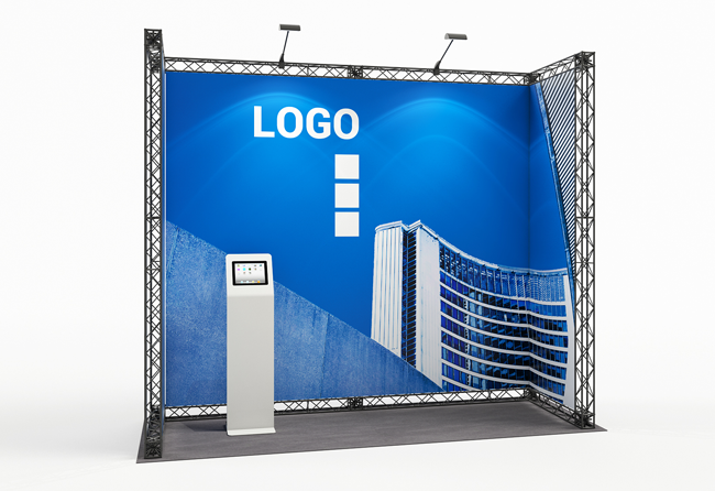 Mobiler Messestand by X-Module