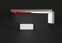 3x2 m LED Eckstand + LED Theke