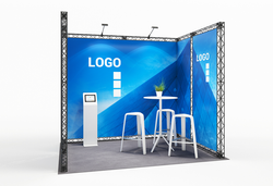 X-Module No Tools Messestand