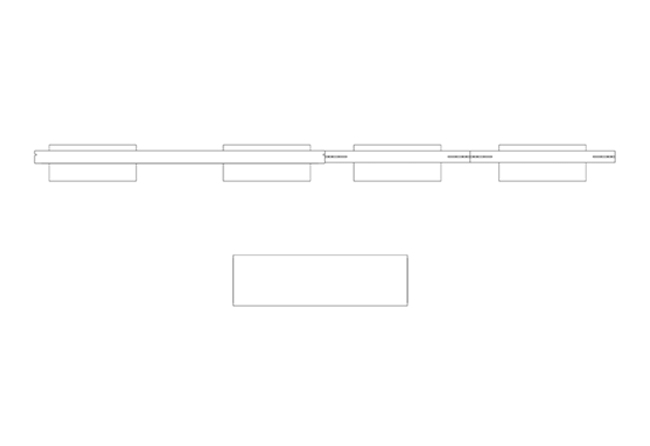 K-Profil Leuchtkontur
