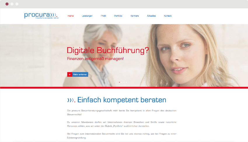 www.procura-steuerberater.de