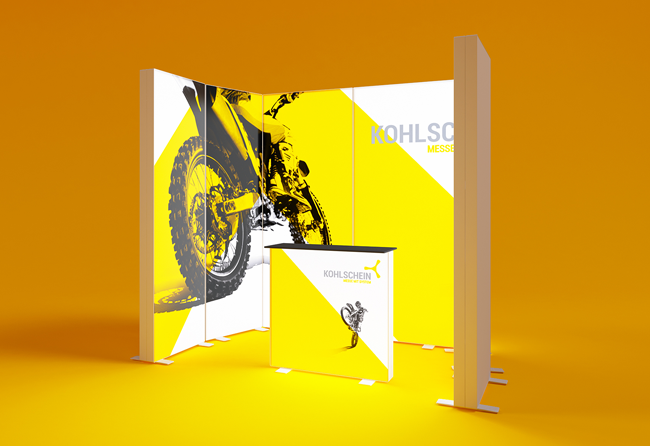 Pixlip Go -3-x-2-m-Reihenstand