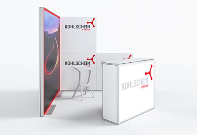 K-Profil Leuchtkontur ECK