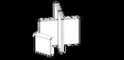 Pixlip Go LED-Wand Variante 2-05