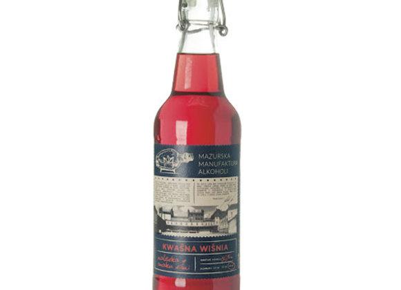KWAŚNA WISNIA 0,5l – 40 % vol – Wodka mit Sauerkirsche