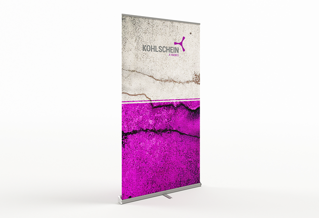 K-BASIC ROLL UP BANNER 1200