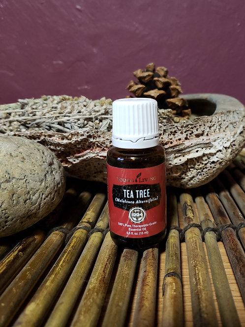 Tea Tree (Melaleuca Alternifolia) Essential Oil (15 ml)