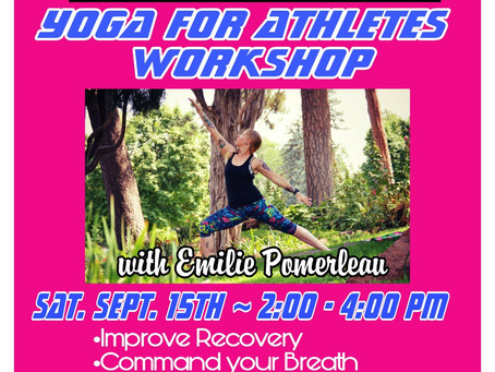 Yoga for Athletes Workshop