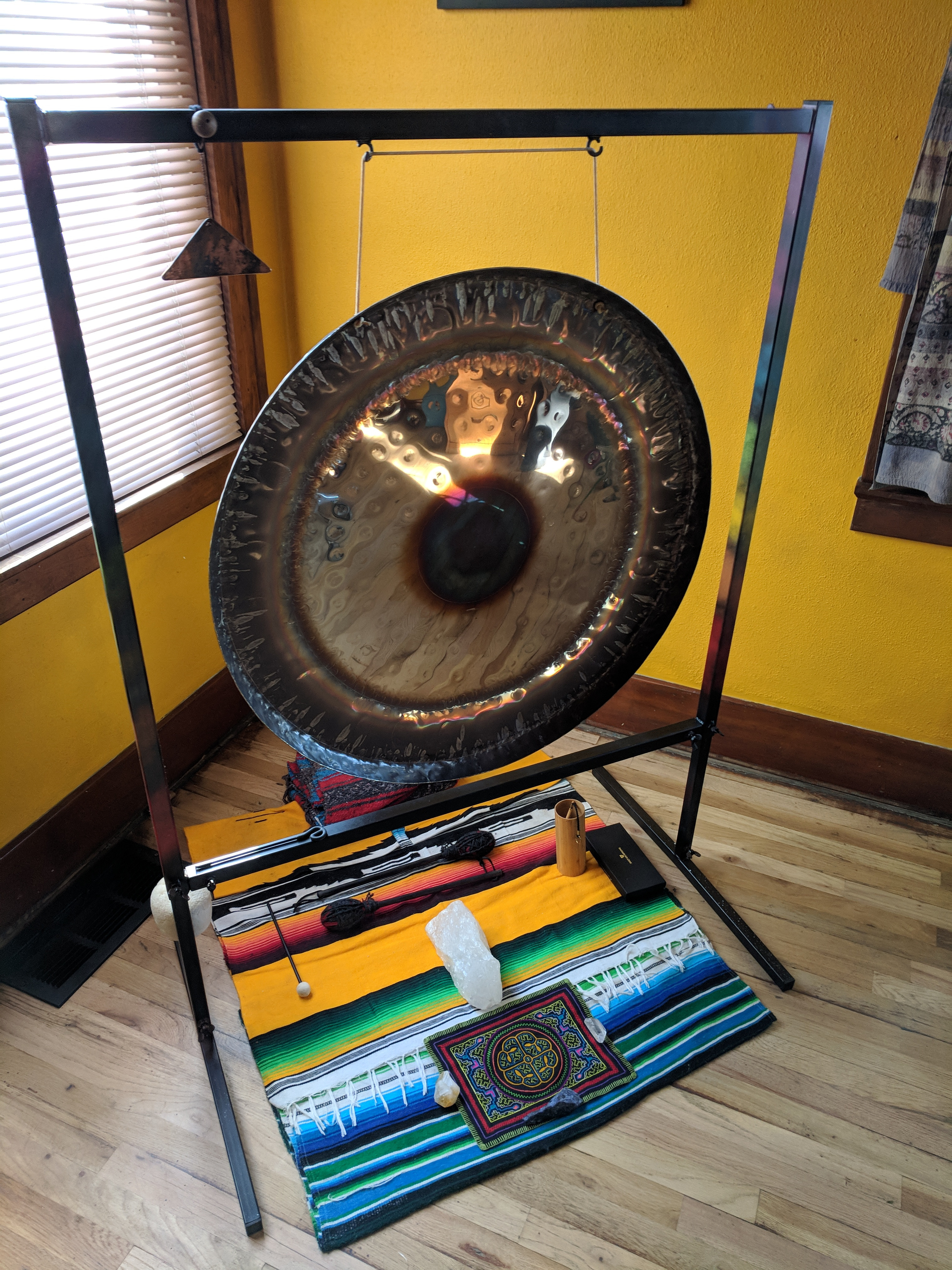 Vibrational Sound Journey in Your Home