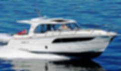 marex 375 motor boat