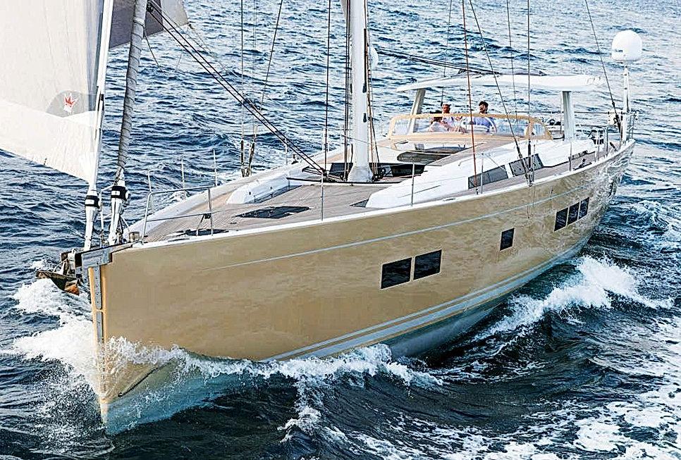 hanse yacht