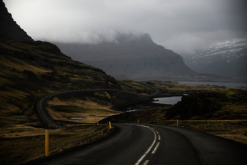 Highway 1, Iceland