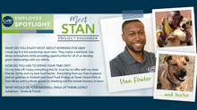 Employee Spotlight-Stan Fowler, Jr.