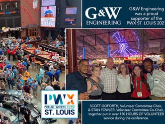 G&W contributes to hosting 2021 APWA PWX Expo