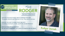 Employee Spotlight-Rodger Dorrah
