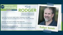 Employee Spotlight-Rodger Dorrah