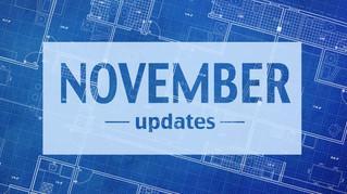 November Update