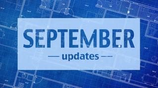 September Update