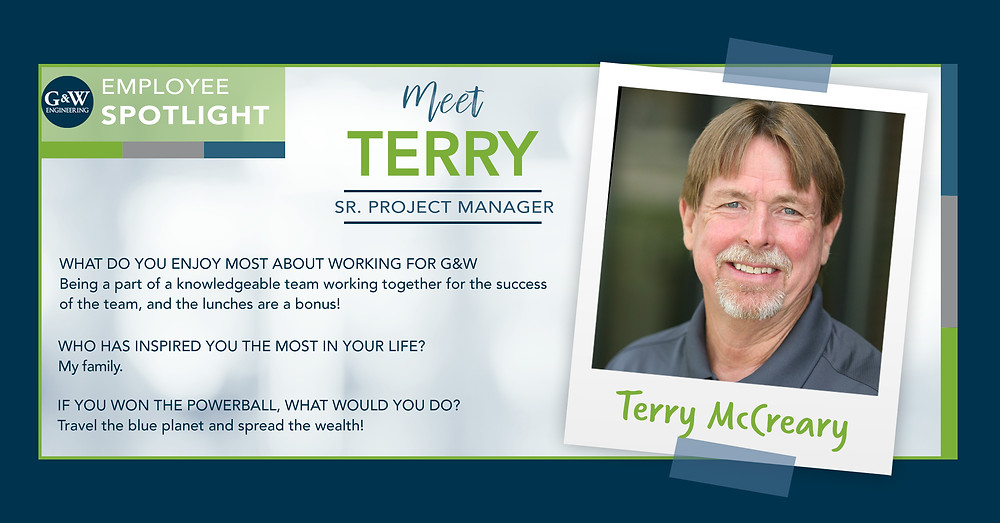 Terry McCreary