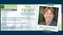 Employee Spotlight-Terry McCreary