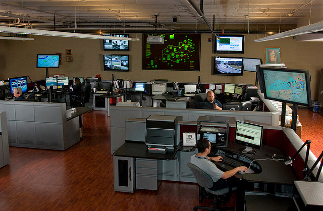 CENTRAL COUNTY 911
