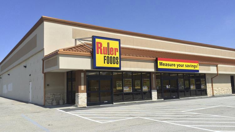 KROGER/RULER FOODS