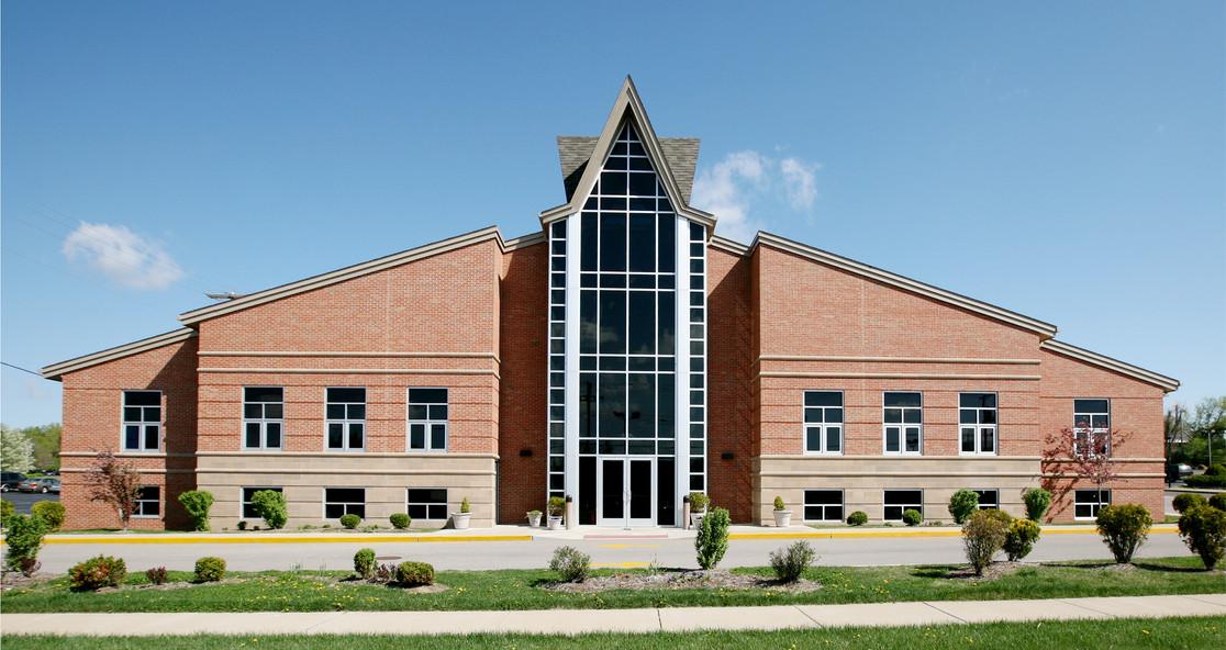 BALLWIN BAPTIST CHURCH