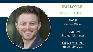 Employee Spotlight | Nathan Wever