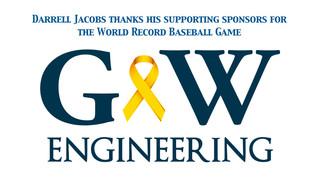 World Record Baseball Game