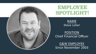 Employee Spotlight   Steve Loher