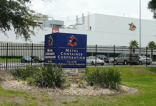 ANHEUSER BUSCH METAL CONTAINER CORP.