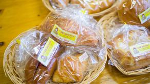 からだにやさしい、愛情たっぷりのこだわりパン