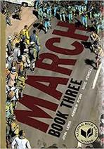 March. Book Three