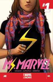 Ms. Marvel. 1