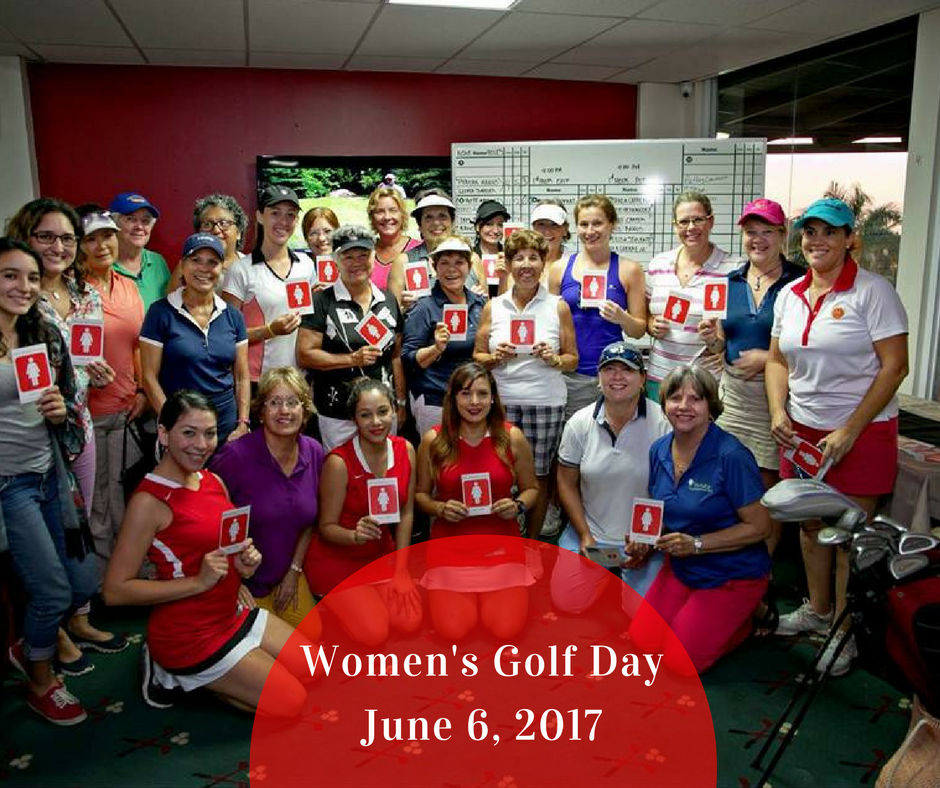 Women's Golf DayJune 6, 2017