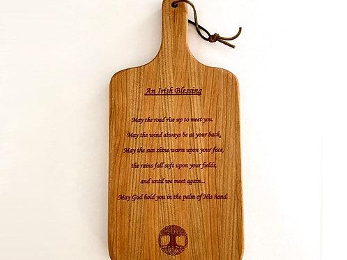 Irish Blessing Paddle Board