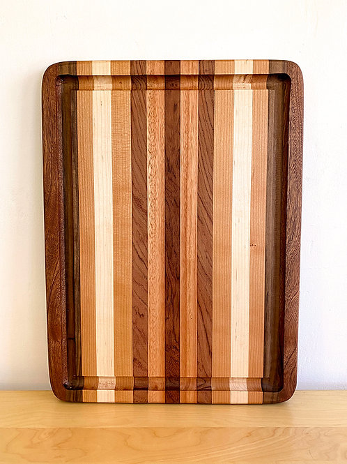 Extra Large Board with Juice Groove