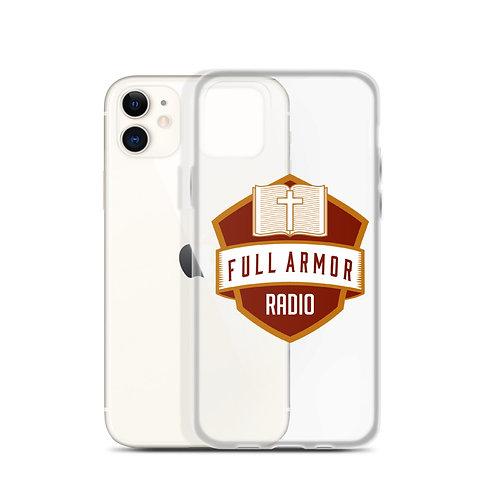 Full Armor Radio iPhone Case