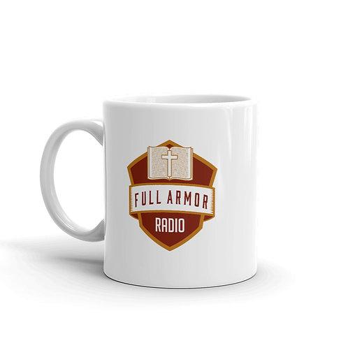Full Armor Radio Mug