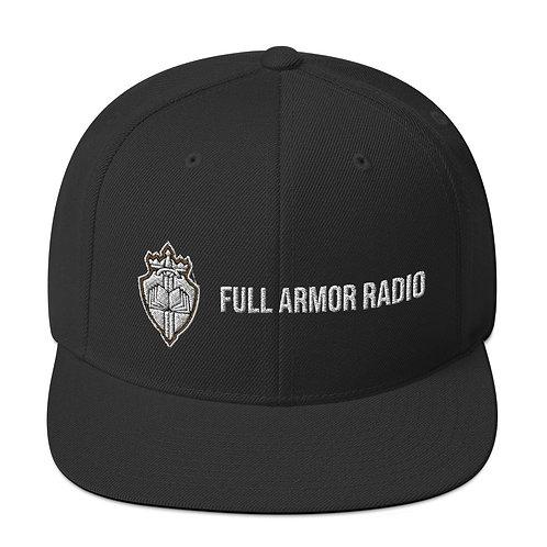 Full Armor Snapback Hat