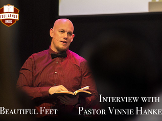 Beautiful Feet | Interview with Pastor Vinnie Hanke