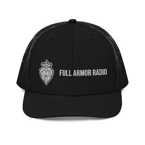 Full Armor Trucker Cap