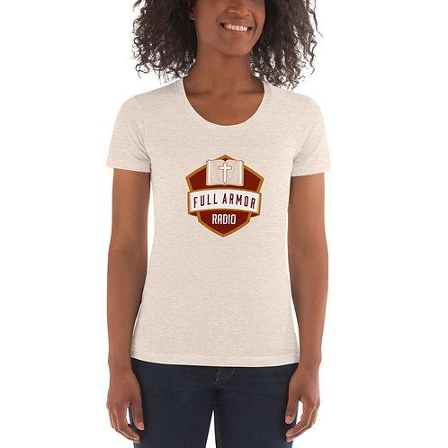 Full Armor Women's Crew Neck T-shirt