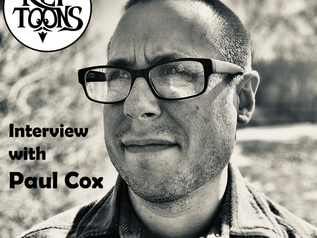 RefToons | Interview with Paul Cox