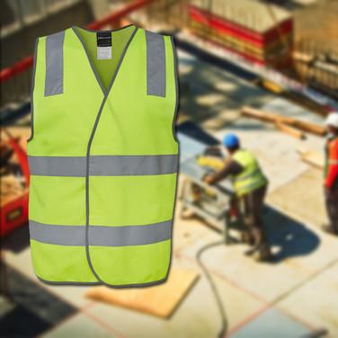 Safety Vests, Hi Vis Vests