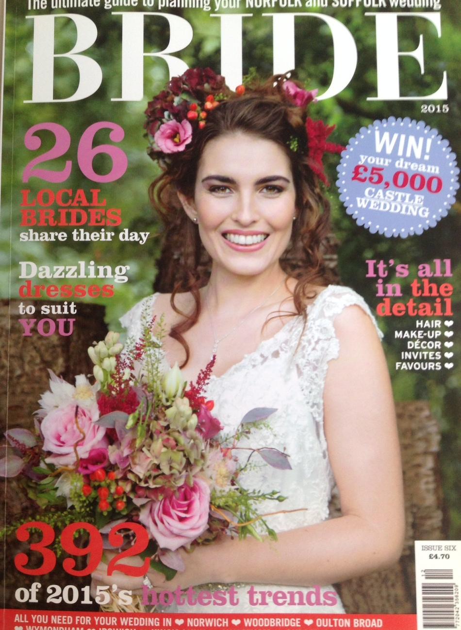 Bride 2015 cover